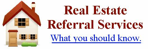 Real Estate Referral Services